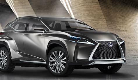 lexus models future lexus models going even bonkers autoevolution