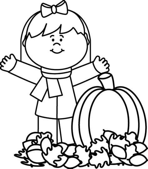Autumn Black And White Clipart black and white autumn clip black and white autumn image