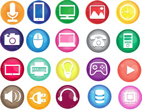 graphics free free vector graphic icons vector technology free