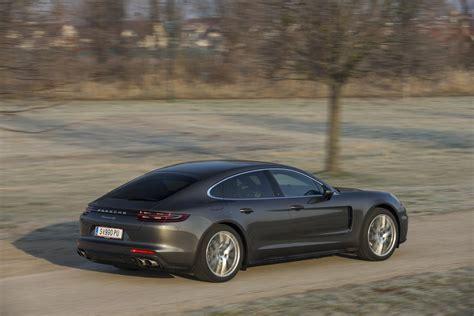 Porsche Panamera Diesel Test by Test Porsche Panamera 4s Diesel Alles Auto
