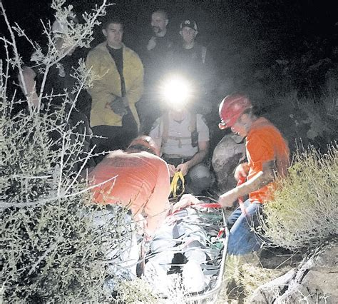 Mohave County Search Mohave County Search And Rescue Save Hiker Motorist Kingman Daily Miner Kingman Az