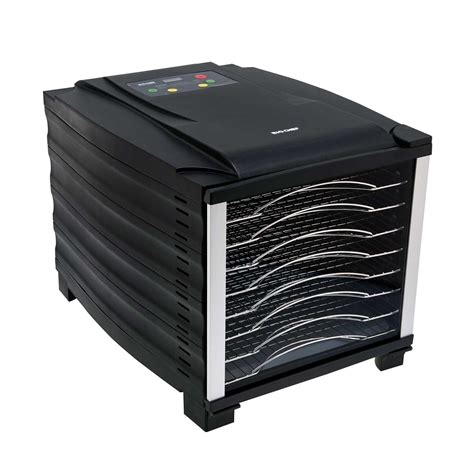 biochef arizona 8 tray food dehydrator vitality 4 life nz