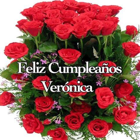 imagenes feliz cumpleaños vero feliz cumplea 241 os ml ver 243 nica mam 225 slatinas