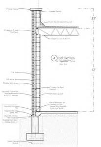 masonry wall sections portfolio hoyt