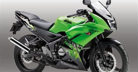 gambar terbaru motor kawasaki 150 rr
