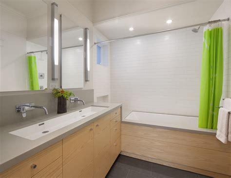 Undermount trough sink bathroom modern with countertop glass tile master beeyoutifullife com