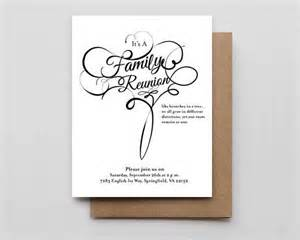 9 family reunion invitations jpg vector eps ai illustrator