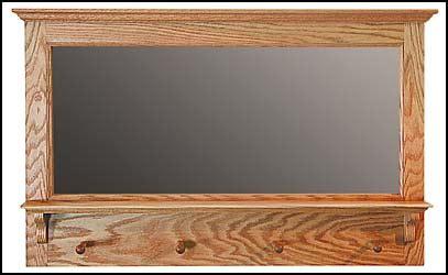 walnut entry hall mirror with shelf wood hall mirror oak entry mirrors mirror hall trees