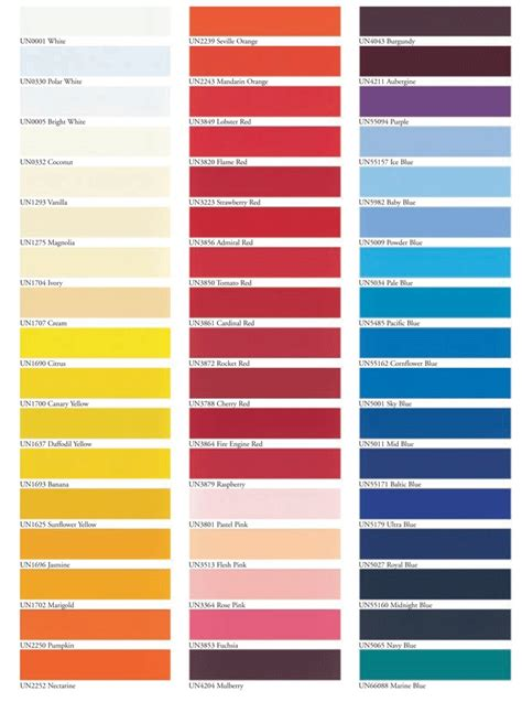 colours name 38 best images about name that color on pinterest color