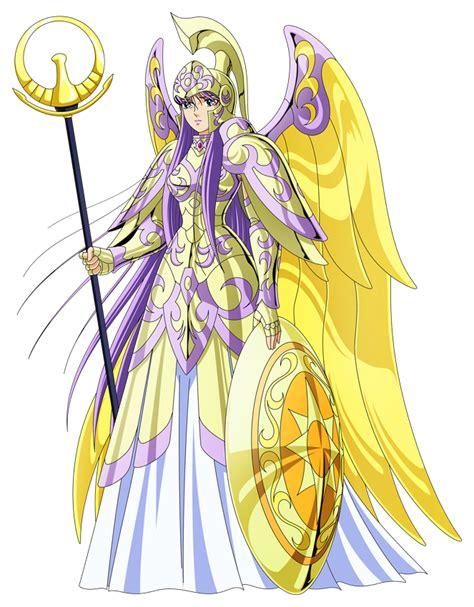 did athena get along with the other gods saori kido seiyapedia