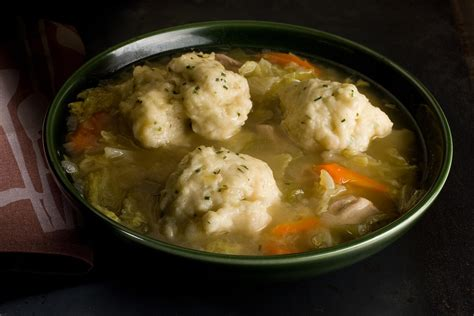 easy chicken and chive dumpling soup recipe chowhound