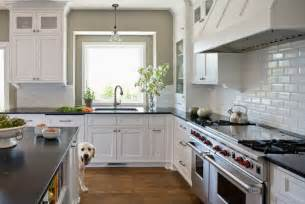 Classic White Kitchen Designs Classic White Kitchen Inspired By Something S Gotta Give