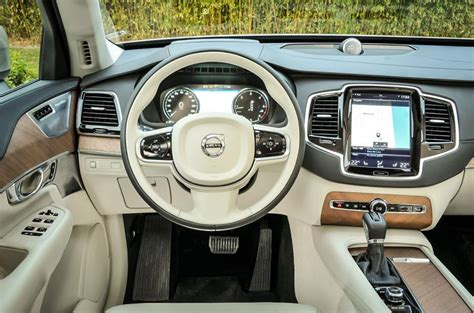 Xc90 T8 Reviews by 2015 Volvo Xc90 T8 Engine Review Review Autocar