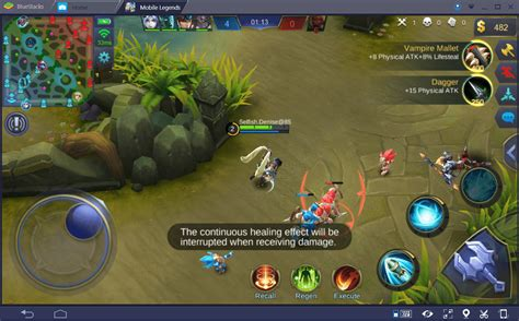 mobile legend guide mobile legends marksman guide
