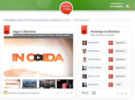 ministero interno dati elettorali elezioni 2013 come seguire sondaggi e risultati