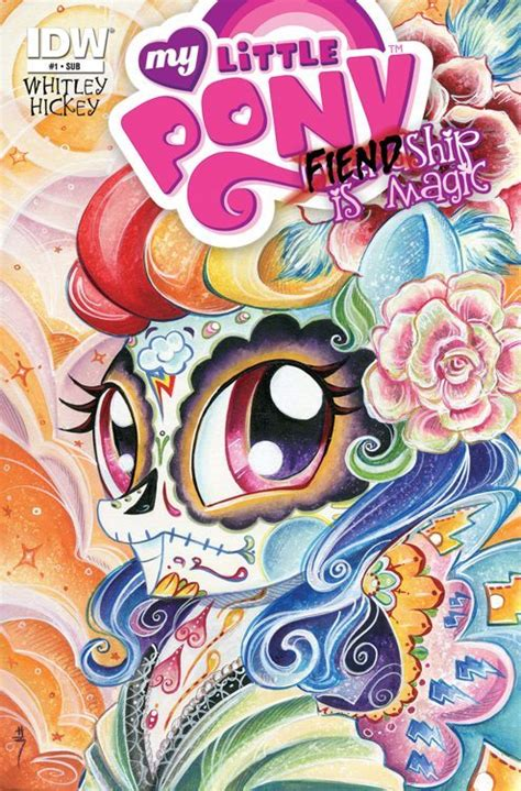 sugar magic a dash of trouble books my pony fiendship is magic 1 sombra idw publishing