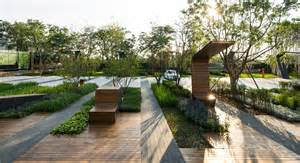 Landscape Architecture Technology Technology Business District Designed With Nature