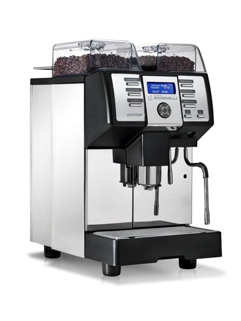 Coffee Machine Simonelli nuova simonelli prontobar ecm espresso coffee machines co