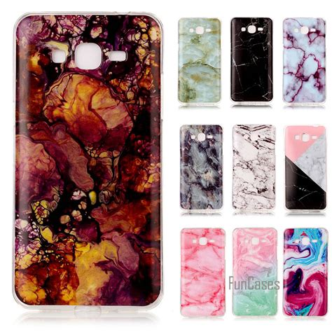 Casing Samsung Grand Prime Sm G531h soft tpu for samsung galaxy grand prime g530 g530h g531 g531h g531f sm g531f marble