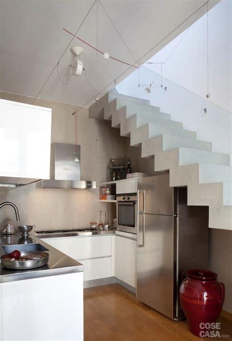 cucine nel sottoscala una casa da copiare 10 idee tra spunti d arredo e decor