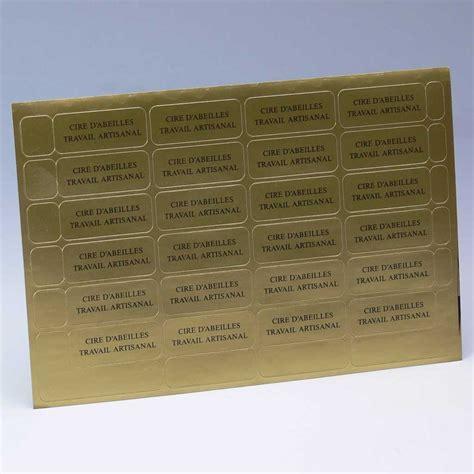 Etiketten Gold by Etiketten Gold Franz 246 Sisch