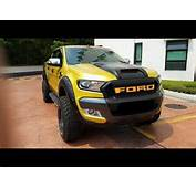 Ford Ranger XLT Raptor Tuning Concept  YouTube