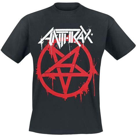 T Shirt Anthrax Pentathrax Import graffiti pentathrax t shirt by anthrax anthrax