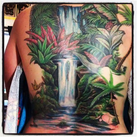 waterfall tattoos 20 waterfall tattoos tattoodo