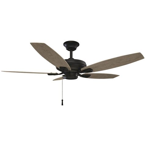 matte black ceiling fan with light monte carlo cyclone 60 in indoor outdoor matte black