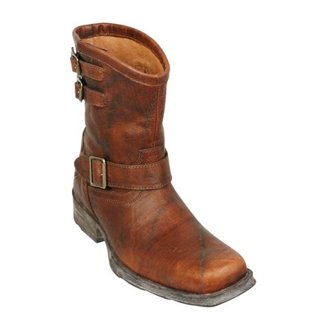 motorbike footwear rambler motorcycle boot by ariat silodrome