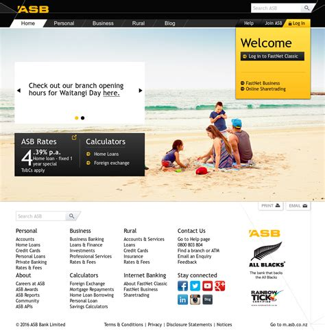 asb bank website asb bank company profile owler