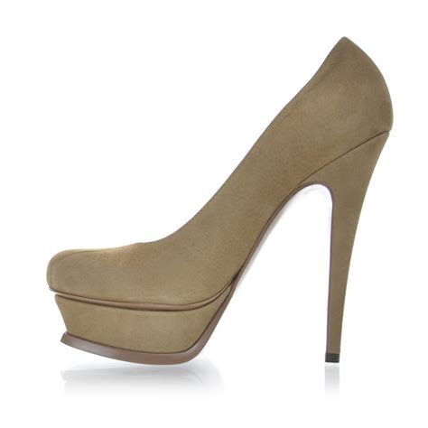 Ysl Heels by Ysl Yves Laurent Tribute 105 Heels 36 5 30723