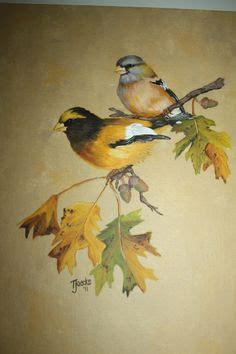 Painting Songbirds With Sherry C Nelson arte pintura sherry nelson on learn to paint