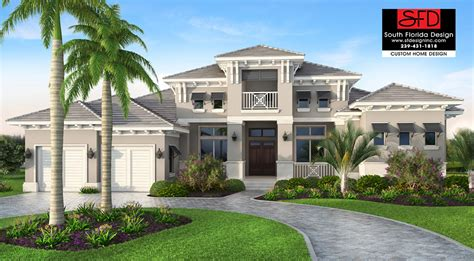 south florida house plans south florida designs coastal great room home design south