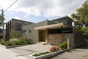 Modern Home Design Toronto by Simple Modern Design House Et Au Canada Toronto Modern