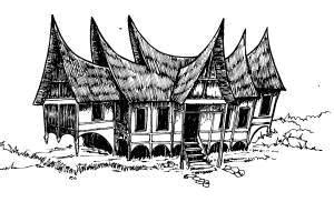 dunia sisukha budaya  minangkabau