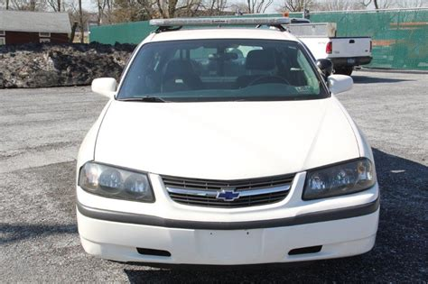 2004 chevrolet impala sedan with package for