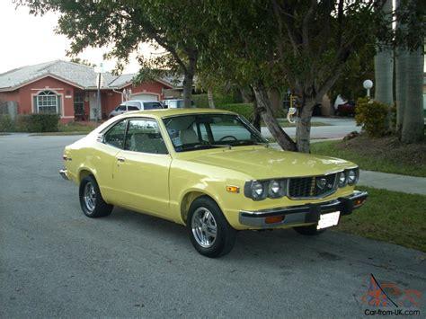 mazda car old model 1975 mazda rx 3 base coupe 2 door 1 1l