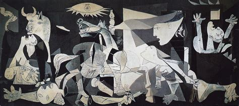 pablo picasso paintings guernica guernica tom reeder s