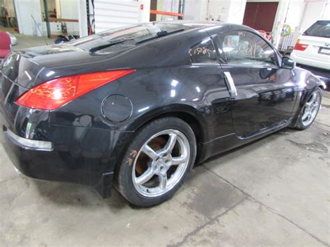 nissan 350z parts parting out 2007 nissan 350z stock 150215 tom s