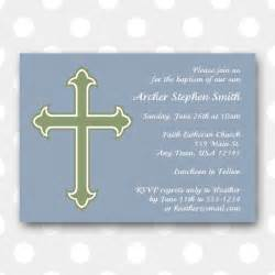 printable baptism invitation cards free christening ideas