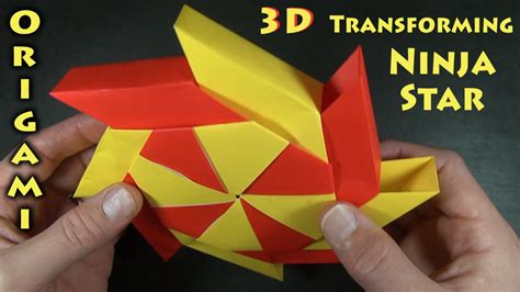 origami tutorial ninja star origami ninja star tutorial driverlayer search engine