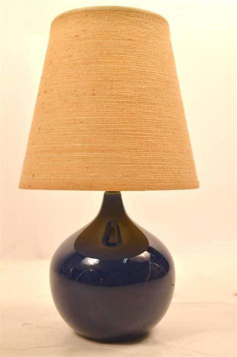 ceramic teardrop table l teardrop form blue ceramic lotte l at 1stdibs
