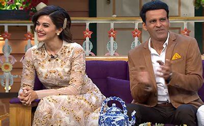 taapsee pannu in kapil sharma show disliked the youtube verdict on kapil sharma without