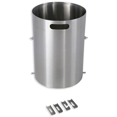 abfallbehälter rosconi ascher tischascher tischascher mit geruchsdichtem