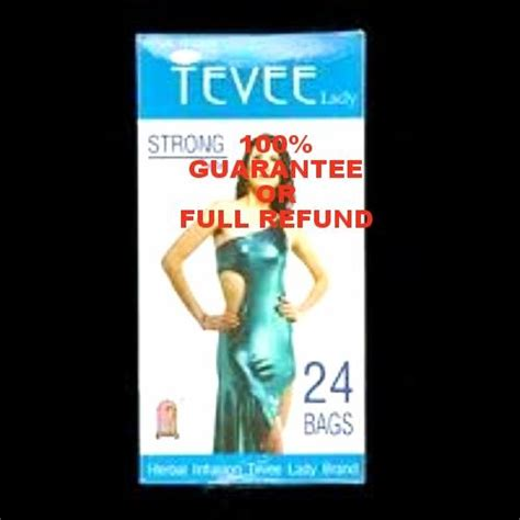 Strong Detox For by Tevee Strong Taste Slimming Herbal Weight Loss Detox
