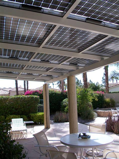 Solar Panel Patio by Solar Patios Citadel Roofing Solar