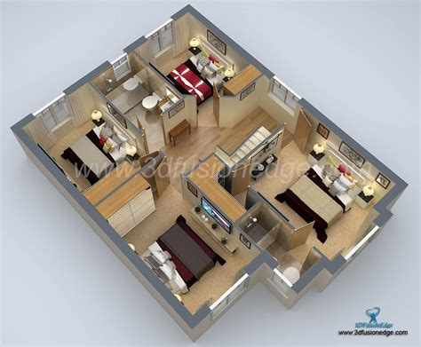 3d Floor Plan Rendering by Best 3d Floor Plan Rendering By Threedfusionedge 3d Studio