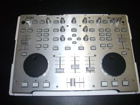 console hercules rmx dj console rmx hercules dj console rmx audiofanzine
