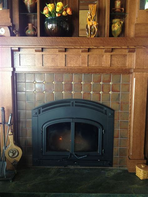 arts and crafts fireplace surround 250 best arts crafts fireplaces i images on